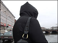 """Masha"", Russian domestic violence survivor"