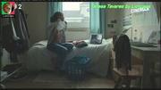 Teresa Tavares nua na curta metragem Swallows