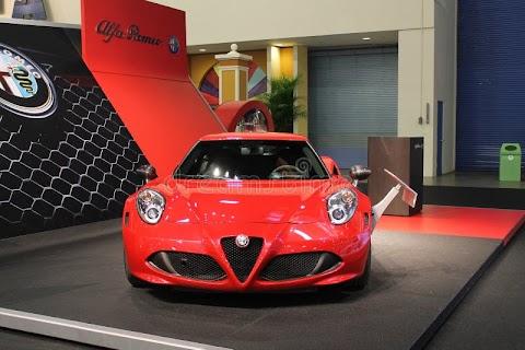 Small Alfa Romeo