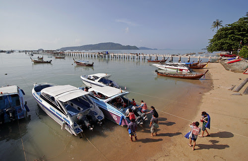 Chalong Bay, Phuket