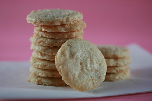 Food Librarian - Coconut Butter Thins (Tuesdays with Dorie)