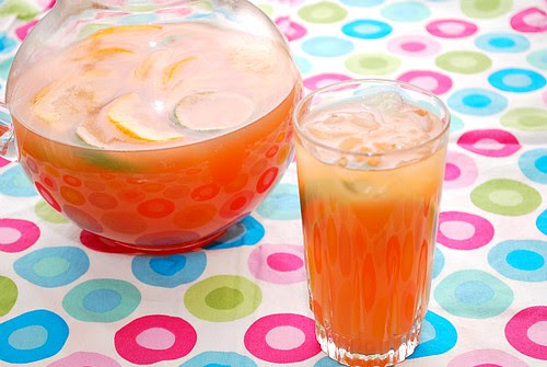 Summery Fruit Punch