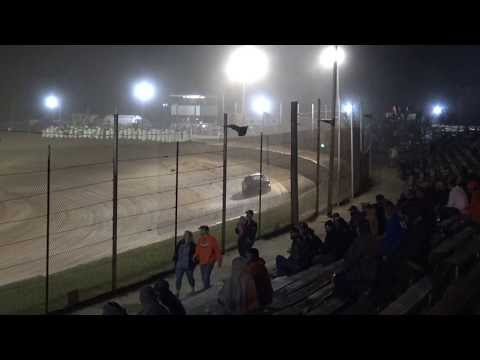 Atomic Speedway | 10/19/19 | 10th Annual King of Compacts Presented by EBJ Performance | B-Main 1