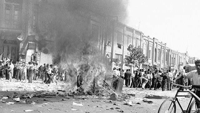 Как ЦРУ совершило государственный переворот в Иране