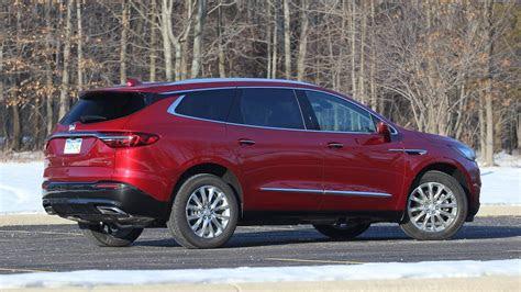 buick enclave review tasteful luxury