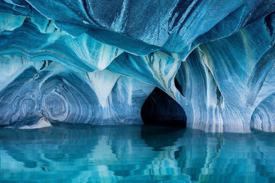 # 5 Mansiyon Mağarası, Torres Del Paine, Magallanes, Şili