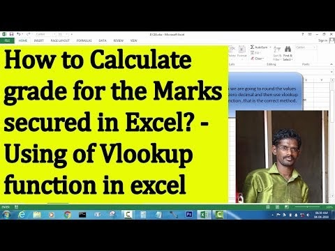 Vicky Vigneshwaran Tips: How to Calculate grade for the Marks