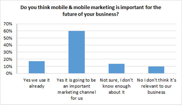 SMBs - importance of Mobile marketing