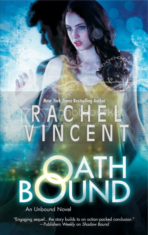 Oath Bound by Rachel Vincent US cover