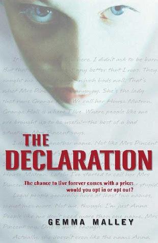 The Declaration (The Declaration, #1)