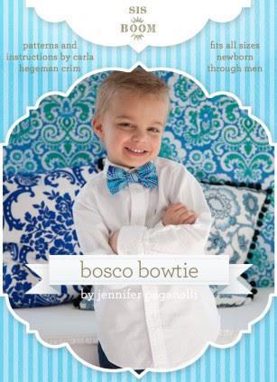 Bosco Bowtie Pattern