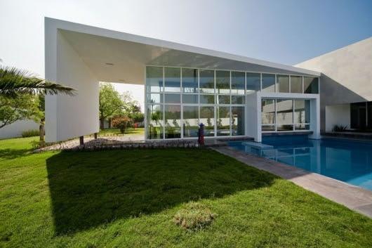 house in el uro 2,modern architecture , modern luxury house