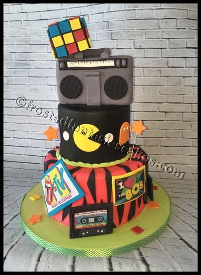 2 3 Tiered birthday/event cakes   Frosted Fantasies  Cakes