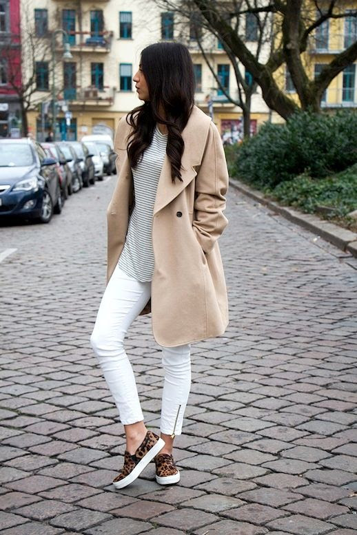 27 Le Fashion Blog 30 Fresh Ways To Wear White Jeans Trench Coat Striped Tee Leopard Slip On Sneakers Via Not Your Standard photo 27-Le-Fashion-Blog-30-Fresh-Ways-To-Wear-White-Jeans-Trench-Coat-Striped-Tee-Leopard-Slip-On-Sneakers-Via-Not-Your-Standard.jpg