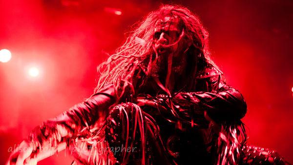 Rob Zombie at Aftershock 2014, Sacramento