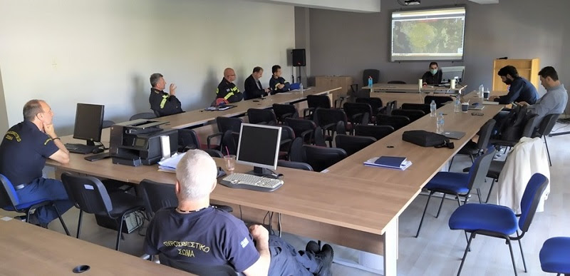 Ήπειρος: OFIDIA   Ηλεκτρονικός σύμμαχος στην πρόληψη και καταπολέμηση των πυρκαγιών σε Θεσπρωτία & Ιωάννινα