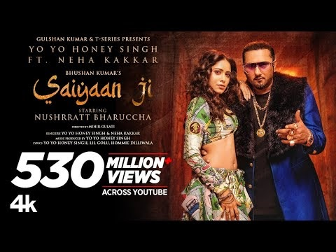 Saiyaan Ji | Yo Yo Honey Singh | Neha Kakkar