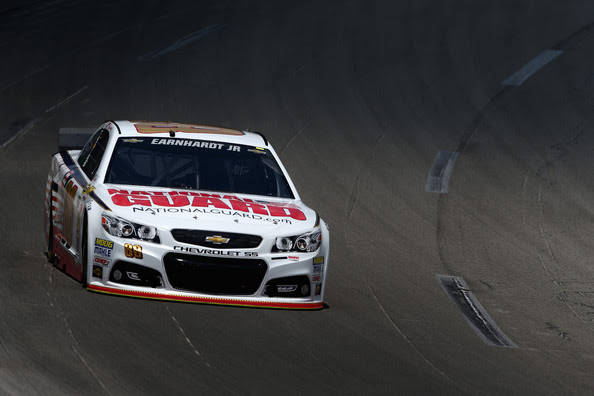 Dale Earnhardt Jr. - Kentucky Speedway: Day 2