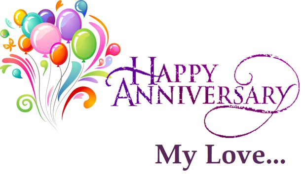 Happy Anniversary Png Images Transparent Free Download Pngmartcom