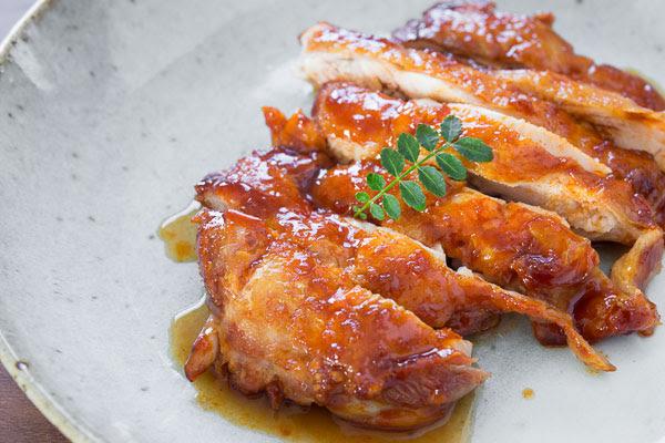 Spicy Crispy Chicken recipe