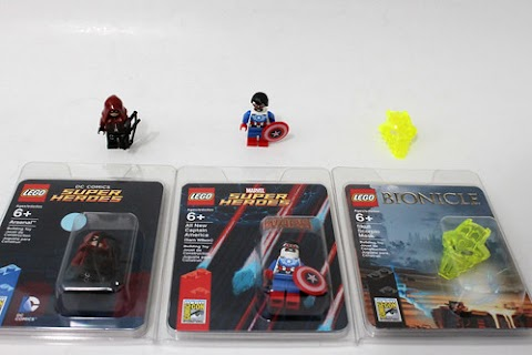 Lego San Diego Comic Con 2015