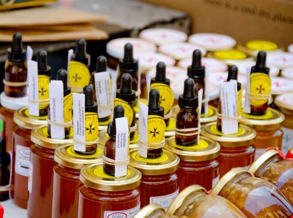 Il miele è un prodotto tipico di Malta