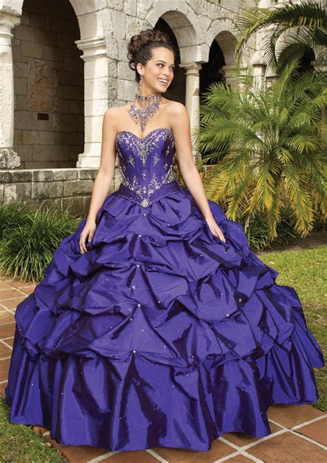 I Heart Wedding Dress: Purple Wedding Dress Ideas