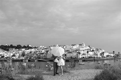 A Beach Wedding in Portugal (with a baby!)   The
