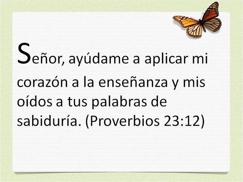 Resultado de imagen para proverbio 23