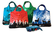 Eco-chic reusable bags