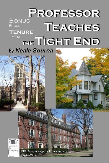Professor Teaches the Tight End - MFM_cover