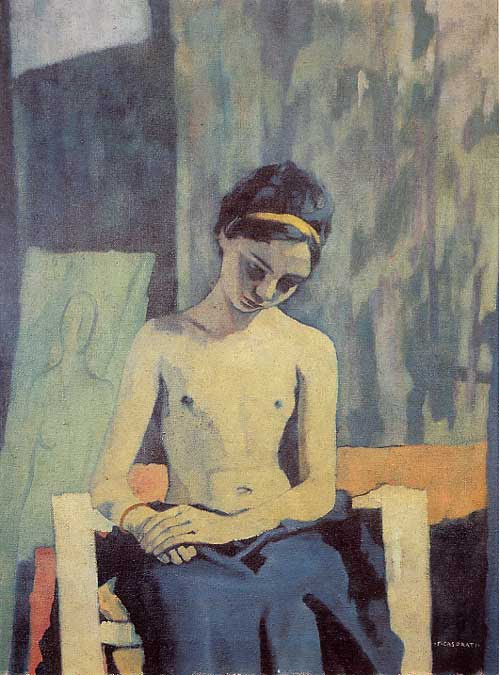 1938 Pavarolo Girl