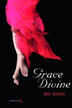 Couverture Dark Divine, tome 3 : Grace divine