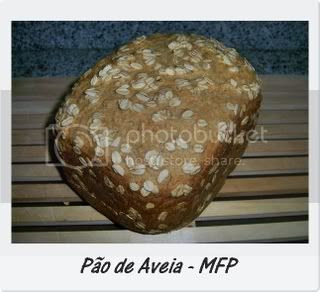 Pão de aveia 1