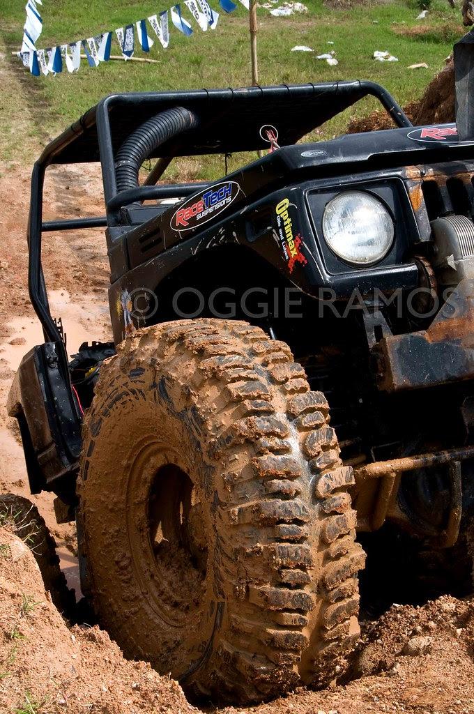 Clark Speedway - Jojo Javier's 4x4 Dirty Details