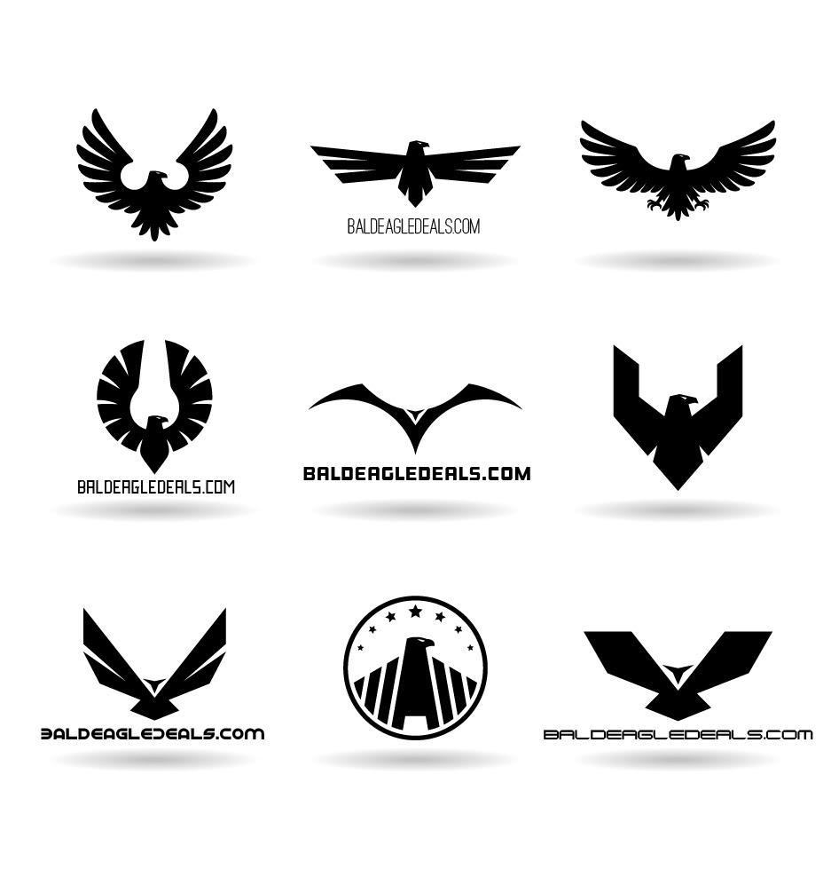 Eagle Logo Emplate