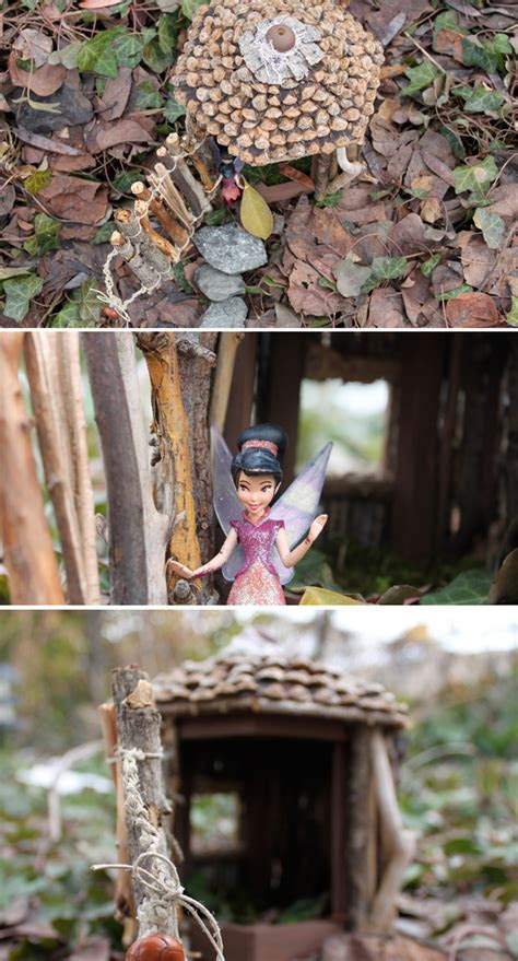 victorious archive diy fairy house