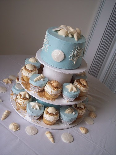 Emilees Blog This Would Be Wonderful For A Beach Theme Bridal
