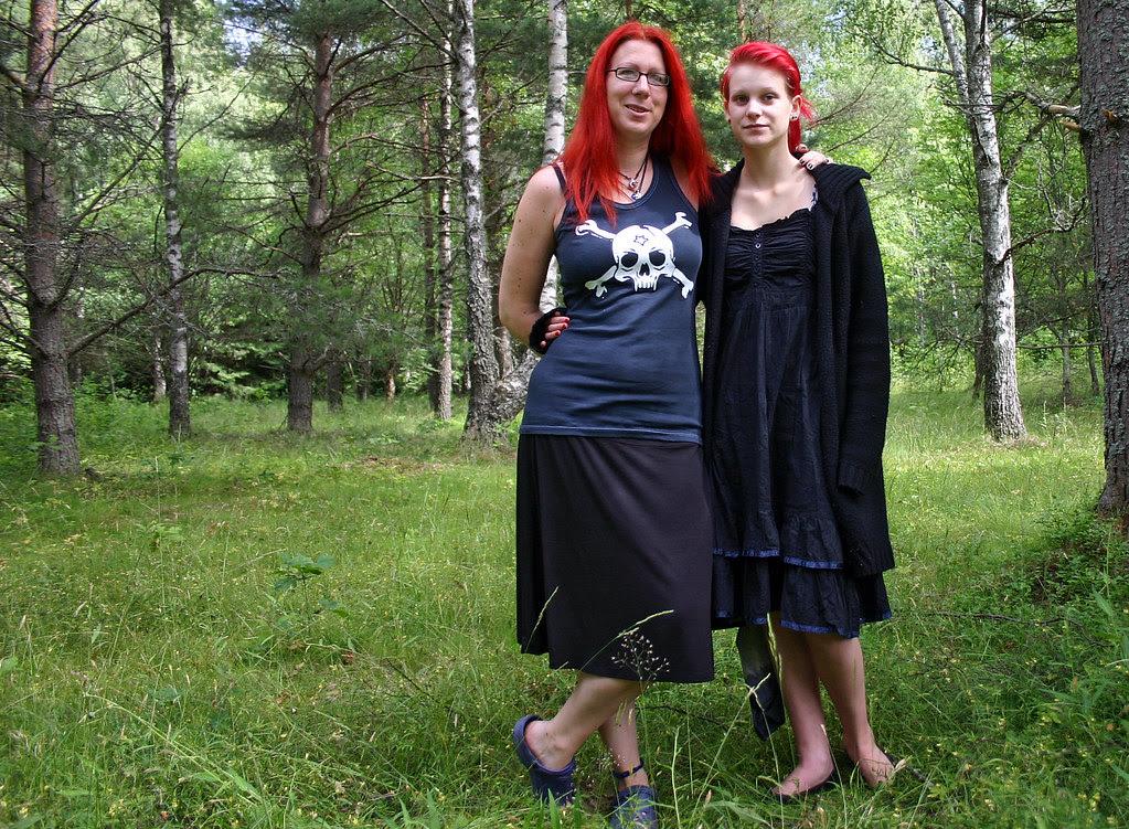 Linda & Evelina