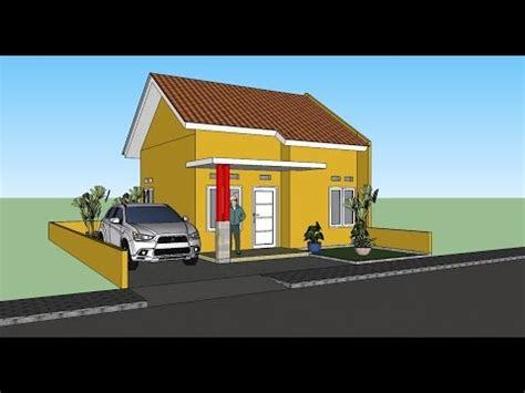 gambar rumah 3d - desain rumah