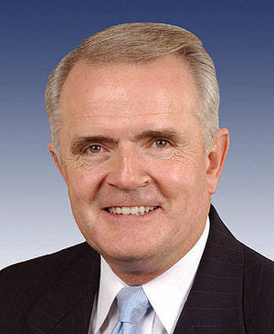 Jim Gibbons, governor of Nevada.