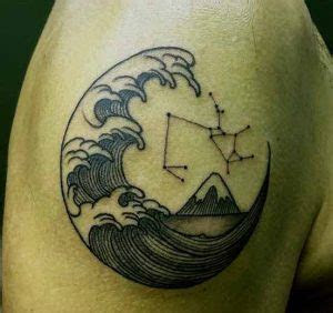 sagittarius constellation tattoo designs ideas