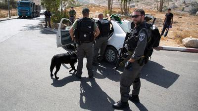 Israeli army begins deploying troops against attacks