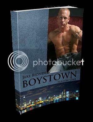 @Boystown_series by Jake Biondi & Happy Birthday @RikuPW