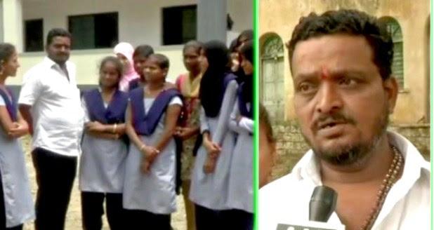 A Karnataka Clerk Is Sponsoring Education For 45 Girls