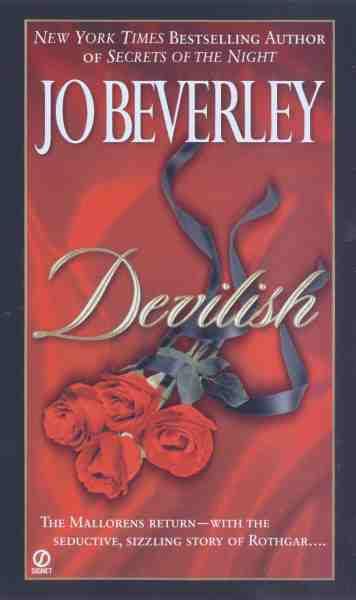Devilish copyright by Jo Beverley