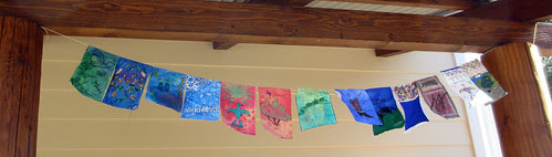 group prayer flag project