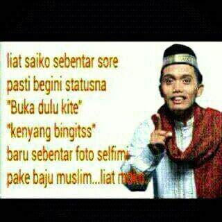 gambar tulisan lucu tentang bulan puasa ramadhan