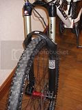 ROCK SHOX PIKE AIR U-TURN