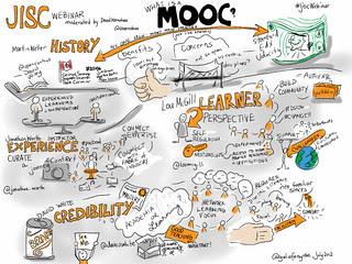 #jiscwebinar What Is A MOOC? @dkernohan @mwell...